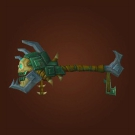 Venomlord's Totemic Wand, Venomlord's Totemic Wand Model