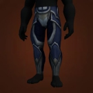 Merciless Gladiator's Mooncloth Leggings, Merciless Gladiator's Satin Leggings Model