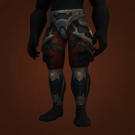 Legwraps of the Broken Beast, Leggings of the Awakening, Legwraps of the Broken Beast, Honorary Combat Engineer's Leather Trousers Model