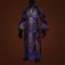 Ruthless Gladiator's Silk Robe, Ruthless Gladiator's Silk Robe Model