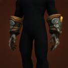 Dreadful Gladiator's Scaled Gauntlets, Dreadful Gladiator's Ornamented Gloves, Crafted Dreadful Gladiator's Scaled Gauntlets, Crafted Dreadful Gladiator's Ornamented Gloves Model