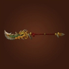Inlaid Spear, Wind's Rest Spear Model