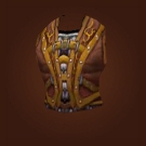 Cow King's Hide, Runic Leather Armor Model