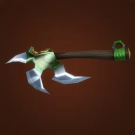 Power of the Hippogryph, Power of the Hippogryph, Tooth of Eranikus, Amani Venom-Axe Model