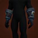 Relentless Gladiator's Dreadplate Gauntlets Model