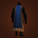 Royal Cape, Abjurer's Cloak, Maiden's Favor, Maiden's Favor Model