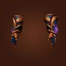 Gauntlets of the Ancient Shadowmoon, Sun-Drenched Scale Gloves, Gauntlets of the Ancient Frostwolf Model
