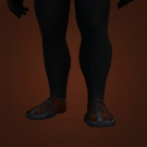 Primal Gladiator's Boots of Prowess Model