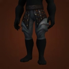 Matriarch-Hide Legguards, Haustvelt Britches, Runesworn Greaves, Snaggle's Favorite Pants Model