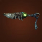 Longclaw Dagger, Void-Warped Oshu'gun Dagger Model