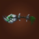 Evermorn Wand, Iron Shredder Doohickey, Oshu'gun Wand Model