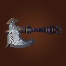 Axe of Grounded Flame, Angerfang Axe, Questioning Axe, Bladefist Axe, Irontree Axe Model