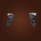 Relentless Gladiator's Mooncloth Gloves, Relentless Gladiator's Satin Gloves Model