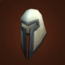 Alabaster Plate Helmet, Enchanted Thorium Helm, Ango'rosh Helm Model