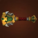 Shamanic Scepter, Fran's Golden Mace, Grummle Scepter, Mace of Honor, Shomi's Mace Model