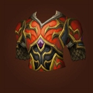 Living Steel Breastplate Model