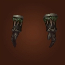 Pathogenic Gauntlets, Rein-Binder's Fists Model