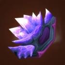 Valorous Frostfire Shoulderpads Model