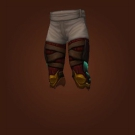 Leggings of Furious Flame Model