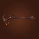 Primal Gladiator's Energy Staff Model