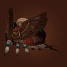 Thunderheart Spaulders, Thunderheart Pauldrons, Thunderheart Shoulderpads Model