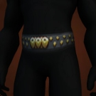 RuneChain Girdle, Warstrike Belt Model