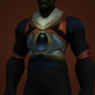 Tyrannical Gladiator's Scaled Chestpiece, Tyrannical Gladiator's Ornamented Chestguard Model