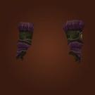 Wrathful Gladiator's Kodohide Gloves, Wrathful Gladiator's Dragonhide Gloves, Wrathful Gladiator's Wyrmhide Gloves Model