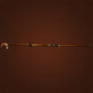 Gnarled Ash Staff Model