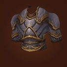 Savage Gladiator's Scaled Chestpiece, Savage Gladiator's Ornamented Chestguard Model