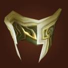 Gladiator's Satin Hood, Gladiator's Mooncloth Hood Model