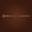 Rod of the Ogre Magi, Ironstaff of Regeneration, Severin's Cane Model
