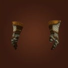 Mail Combat Gauntlets, Cowpoke's Riding Gloves Model