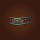 Iron Summit Belt, Rosy Tablet Belt, Rosy Tablet Belt, Redsteel Belt Model
