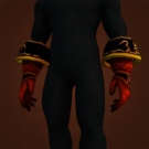 Battleforge Gauntlets, Blood Knight Gauntlets Model