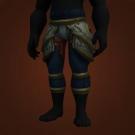 Tyrannical Gladiator's Scaled Legguards, Tyrannical Gladiator's Ornamented Legplates, Tyrannical Gladiator's Scaled Legguards, Tyrannical Gladiator's Ornamented Legplates Model