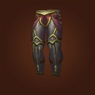 Vengeful Gladiator's Lamellar Legguards, Vengeful Gladiator's Ornamented Legplates, Vengeful Gladiator's Scaled Legguards Model