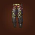Vengeful Gladiator's Lamellar Legguards, Vengeful Gladiator's Ornamented Legplates, Vengeful Gladiator's Scaled Legguards Model