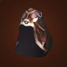 Deadly Gladiator's Silk Cowl Model