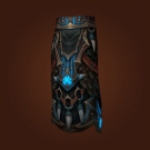 Crafted Malevolent Gladiator's Linked Leggings, Crafted Malevolent Gladiator's Mail Leggings Model