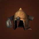 Spiked Magmoth Helm, Rodent-Proof Headguard, Helm of the Broken Ram, Polished Staghorn Helm, Helm of the Furbolg Purifier, Helmet of Living Flesh, King Dred's Helm, Helmet of the Shrine, Helmet of the Shrine Model