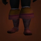 Emblazoned Boots Model