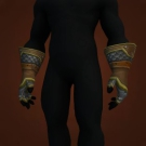 Rash Gloves Model