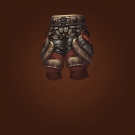 Tyrannical Gladiator's Dreadplate Legguards Model