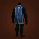 Nubish Cloak, Caretaker's Cape, Caretaker's Cape, Trickster's Cloak, Caretaker's Cape Model