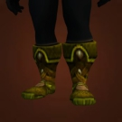 Reinforced Traveler's Boots, Bugsquashers, Overcast Boots, Boots of Transformation, Boots of Transformation Model