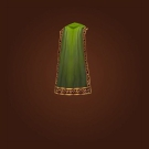 Willow Cape, Adansonian Cloak, Conjurer's Cloak, Ambusher's Cloak, Therapeutic Cloak, Drape of Horticultural Sanitization, Injured Trapper's Cloak, Drape of the Possessive Soul, Cloak of Renewed Hope Model