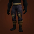 Fireheart Leggings, Slavehandler Pants Model