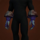 Dark Coven Gloves Model
