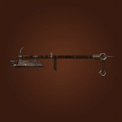 Transmogrification All Classes Polearm Weapon Item Model